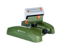 Ultranatura Sprinkler Rettangolare Multi Control con Sistema Variabile per Fiori e Giardino, per Irrigazione a Pioggia di Superfici Fino a 378 mq