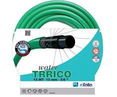 RR Italia Water Trrico Tubo Irrigazione, Verde