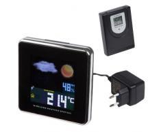 Ultranatura WS1800 Stazione Meteo Wireless - 19 funzioni