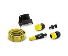 Karcher Irrigazione - Kit: tubo PrimoFlex da 1/2(15 metri),sella portatubo,lancia e raccordi
