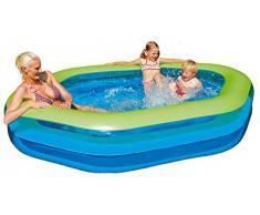 Happy People piscina Jumbo, 252 x 172 x 50 cm