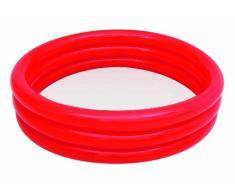 Bestway 51027 Piscina 3 anelli ca. 183x33 cm tinta unita