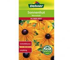 Dehner Blumen-Saatgut, Sonnenhut Marmelade, 1 g Sementi, 5er Pack (5 x 1 g)
