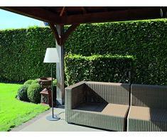 Velleman lamph10 m 150 cm Design Lampada da esterno terrazza, colore: bianco