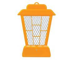 The Buzz 5.9 x 24 x 35 cm antizanzare Lanterna (Uccide vespe, Mosche e zanzare, da Appendere o Stare a casa o Giardino, Insetto Lampada a LED, Alimentato a Batteria)