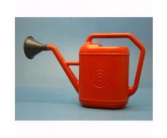 Plastime Gardening Annaffiatoio, 6 Litri, Red, 6 litres