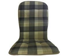 beo M942 - Cuscino intero per sedia a schienale alto, 44 x 96 cm, spessore 2,5 cm