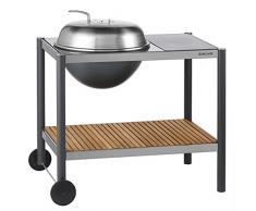 Dancook 1501 - Barbecue Rotondo (Kettle) e Cucina