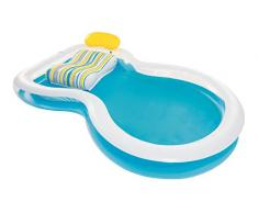 Bestway Piscina Staycation, Cm. 279X234X48, Capacita 340 L