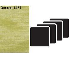 Best MIGLIORE 04791477 Tovaglietta Set, set di 4, 48 x 32 x 32 cm