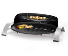 Cloer 6589 2300W Black barbecue - barbecues & grills (2300 W, 490 x 675 x 315 mm, 1 m, Black, 560 x 415 mm, 230 V)