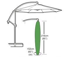 Bosmere P070 De-luxe Telo di copertura per ombrellone