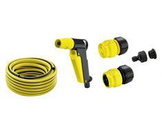 Karcher Irrigazione - Kit: tubo PrimoFlex da 1/2 (20 metri), pistola e raccordi