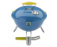 Landmann 31381 Barbecue per laperto e bistecchiera A Legna Kettle Blu