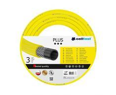 Terra Plus 1702153100 - Tubo per irrigazione, diametro 1.27 cm, lunghezza 50 m, giallo