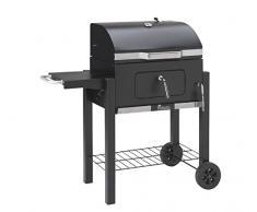 LANDMANN 11400 Grill Nero barbecue e bistecchiera