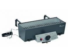Landmann 12900 Natural gas Stainless steel barbecue - Barbecues & Grills (Natural gas, Stainless steel, Square, 480 x 240 mm, 500 mm, 215 mm)