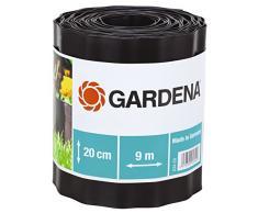Gardena Recinzione 534-20 Letto, Alto Marrone, Rotolo 20 cm, Lungo 9 m