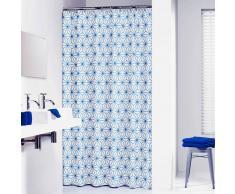 Sealskin Tenda per doccia Triangles 180 cm blu 233611321