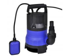 vidaXL Pompa sommergibile elettrica per acque reflue 400 W