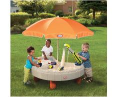 Little Tikes Builder's Bay 387319 Tavolo per gioco con sabbia e acqua