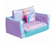 Disney Divano Letto Gonfiabile 2 in 1 Frozen 105x68x26 cm WORL234002