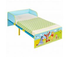 Disney Letto per Bimbi Winnie the Pooh 143x77x43 cm Blu WORL104001