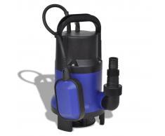 vidaXL Pompa acqua sporca elettrica sommersibile per giardino 400 W