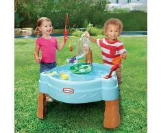 Little Tikes 637803 Set Tavolo per giochi d'acqua gioco pesca