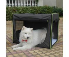 Trasportino First Class Basic per cani - M: L 61 x P 46 x H 53,5 cm