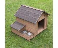 Cuccia per cani Sylvan Comfort - L104 x P91 x H81 cm