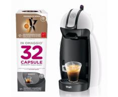 DeLonghi Macchina Caffe' Dolcegusto con Kit 32 Capsule
