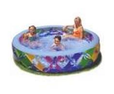 INTEX 56494 Piscina Gonfiabile Swim Center Pinwheel 229 X 56 Cm