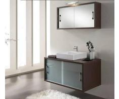 TFT Home Furniture Arredo Bagno Gv01 Color Wengé