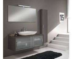 TFT Home Furniture Arredo Bagno Giava 06 Pino Grigio - Cm 130