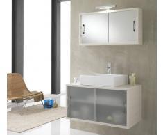 TFT Home Furniture Arredo Bagno Gv01 Color Pino Bianco