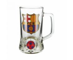 Boccale per birra FC Barcelona - Multicolore