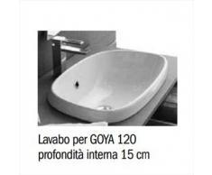 Scelto Da Desivero Lavabo Da Incasso Per Base 120, 60 Cm