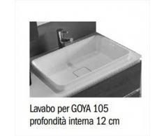 Scelto Da Desivero Lavabo Incasso In Mineralmarmo Per Base 105