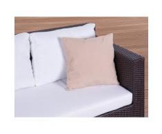 Cuscino da esterno - 40x40cm - Color caramello