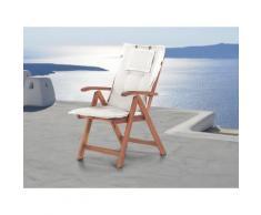 Cuscino da esterno - Per sedia Toscana - Beige