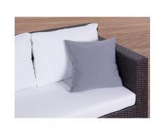Cuscino da esterno - 40x40cm - Grigio