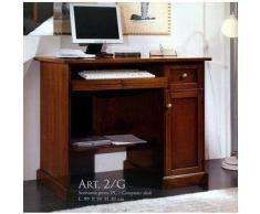 ART 850 2/G Scrivania porta pc