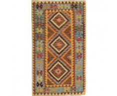 Tappeto Kilim Afghan Old style 98x195 Tappeto Orientale