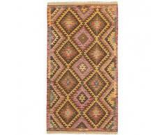 Tappeto Kilim Afghan Old style 100x195 Tappeto Orientale