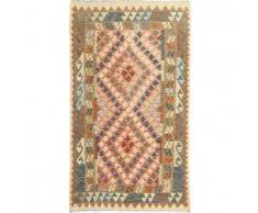 Tappeto Kilim Afghan Old style 108x195 Tappeto Orientale
