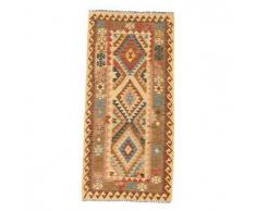 Tappeto Kilim Afghan Old style 96x202 Tappeto Orientale