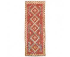 Tappeto Kilim Afghan Old style 65x189 Tappeto Orientale, Passatoia