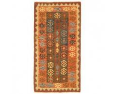 Tappeto Kilim Afghan Old style 99x188 Tappeto Orientale