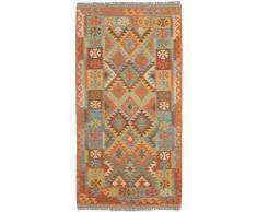 Tappeto Kilim Afghan Old style 97x195 Tappeto Orientale